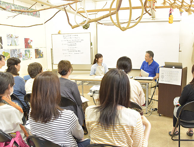 TSUBASA愛鳥塾 トークセッション