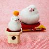 mochimochiと一緒に、餅文鳥さんを作ろう!